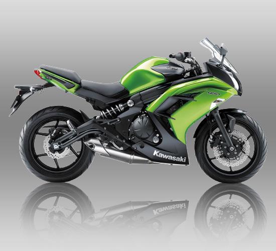 Ninja 650 Kawasaki Jogja